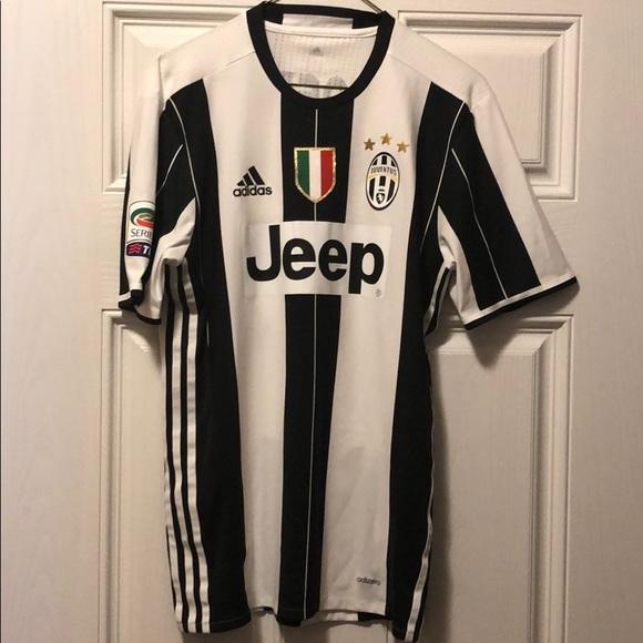 5b02d6fa1 adidas Other - Adidas Pogba JUVENTUS Soccer Jersey.